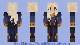 𝓡𝓸𝔃𝒆 || Medieval | Warm Northern Clothes Minecraft Skin