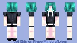 [Kari] Houseki no Kuni - ALL 24 Season 1 Gems Minecraft Skin