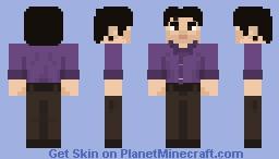 Bruce Banner - Avengers Minecraft Skin