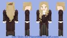 [LotC] Elegant Sangrine Gown Minecraft