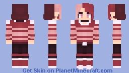Chabs Cherry Trees Reshade Minecraft Skin