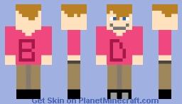 DarkBrave_'s Skin Minecraft Skin