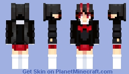 Diablo Minecraft Skin