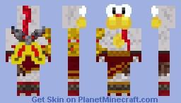 Best Kratos Minecraft Skins - Planet Minecraft