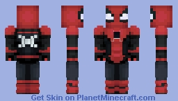 Spider-Man ( FAR FROM HOME: V.1 ) ( MCU ) Minecraft