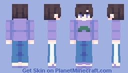 *rawr* xd Minecraft Skin