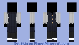 Noble Overalls [Gender Neutral] Minecraft Skin