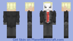 Court of Owls Member (Batman New 52) JC Minecraft Skin