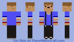 Minecraft skin:Cook Minecraft Skin