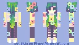 кαωαιι   b l o s s o m ♥ - 250 kernels Minecraft Skin