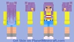 i wonder Minecraft Skin