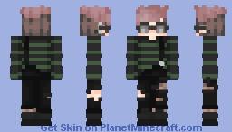 Original Character Minecraft Skin