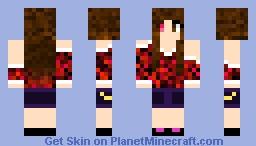 Djgirls45 skin Minecraft Skin