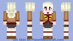 Illya ~ Fate/Kaleid liner Prisma Illya (2.0) Minecraft Skin
