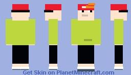 Kevin Minecraft Skin
