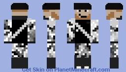 Russian Soldier v2 Minecraft Skin