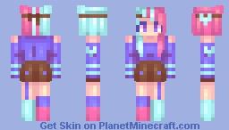 she's got it - rce Minecraft Skin