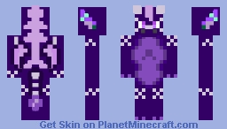 Shima The Dragon Minecraft Skin