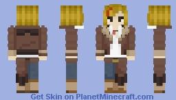 91 Days Fango Minecraft Skin