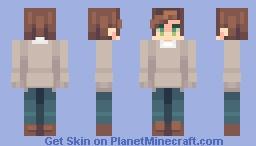 kevin keller Minecraft Skin