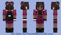 josie mccoy Minecraft Skin