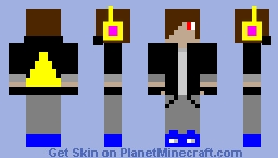 Kid That Plays Fortnite Minecraft Skin