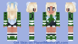 I'm Exhausted Minecraft Skin