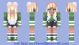 ℒℰΔ ☪ Fine Minecraft Skin