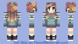 run Minecraft Skin