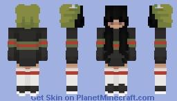 pepe frog Minecraft Skin