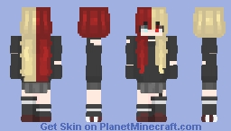 I give up too much Minecraft Skin