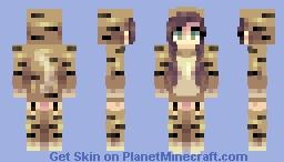 tigress Minecraft Skin