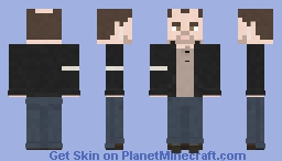 Tobin   The Walking Dead   Mercy Minecraft