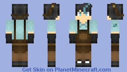 ❆𝓝𝓲𝓷𝓳𝓪𝓖𝓲𝓻𝓵2024❆ Varian (Tangled The Series) Minecraft Skin