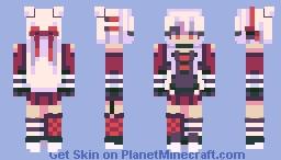 red shift Minecraft Skin