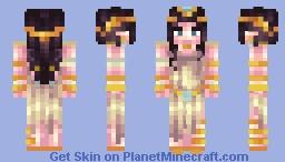 Cleo // almost 500 Minecraft Skin