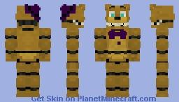 Fredbear || A FNaF 4 Skin Minecraft Skin