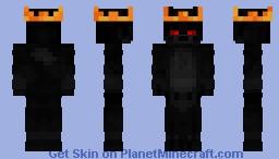 King wolf Minecraft Skin