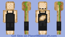 tost Minecraft Skin