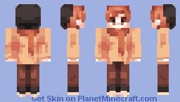 Nicodem Storm Minecraft Skin