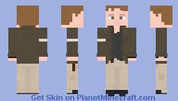 Eric Raleigh   The Walking Dead   Mercy Minecraft