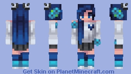 ℒℰΔ ☪ Fireflies Minecraft Skin