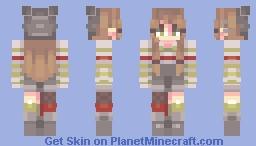 𝕃𝔸𝔼𝕋𝕌𝕊 Minecraft Skin