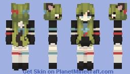 ill be fine Minecraft Skin