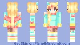 kawaii devil Minecraft Skin