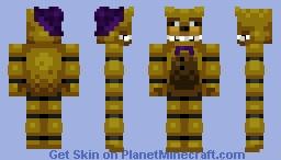 FREDBEAR [ UCN ] Minecraft Skin