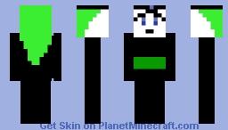 Meloetta Skin (self-made) Minecraft Skin