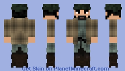Prison Break - Abu Ramal Minecraft Skin