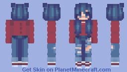Cherries -  Lost Minecraft Skin