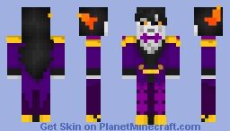 marvus xoloto Minecraft Skin